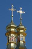 orthodox crosses poster