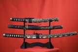 a original japanese samurai sword - katana poster