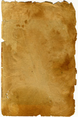 antique page as texture or background