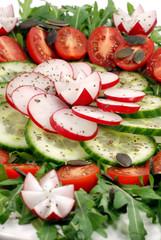 salat salad
