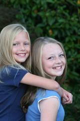 blonde sisters #1
