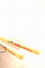 chopsticks and bowl