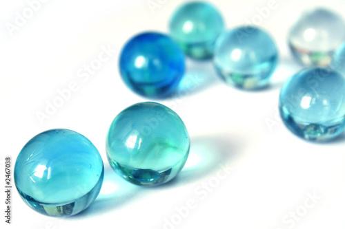billes de verre - 2467038