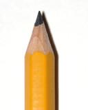 pencil tip poster