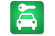 piktogramm flughafen: car rental