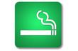 piktogramm flughafen: smoking