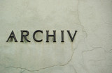 das archiv poster