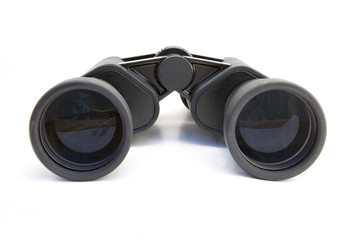 binoculars looking at you