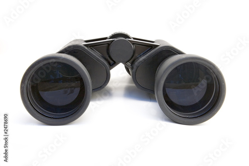 binoculars looking at you