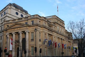 canadian embassy trafalgar square london