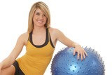 health and fitness girl 2 poster