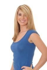 lovely blond girl 40