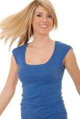 lovely blond girl 41