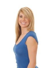 lovely blond girl 42