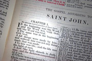 john chapter one