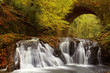 arbirlot waterfall