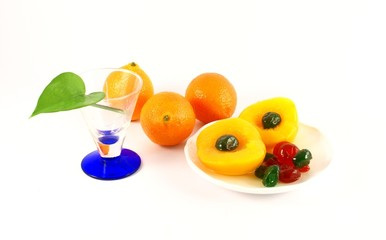 celebrate with fruits