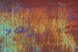 rusted metal 2 poster