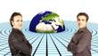 3d earth(europe)