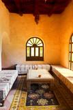 inside arab house poster
