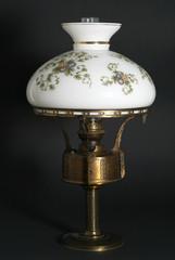 petroleum lampe von 1885