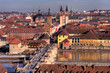 wurzburg from above
