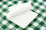 paper napkins poster