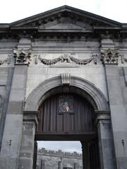 kilkenny castle main gate
