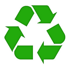 recycling symbol recycle