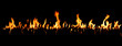 rideau de feu
