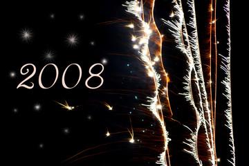 2008 neues jahr