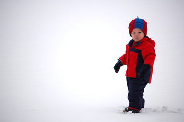 snow boy
