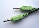 audio plugs poster