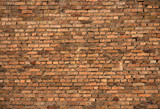old flat brick. poster