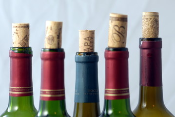tops and corks