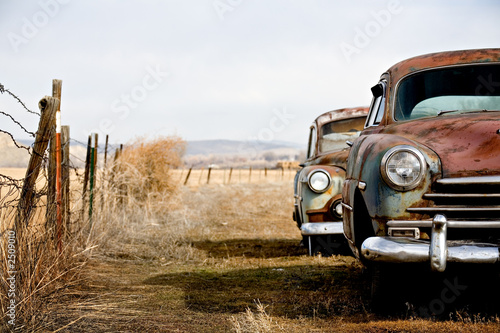 In de dag Vintage cars vintage cars