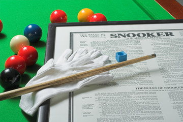 snooker display