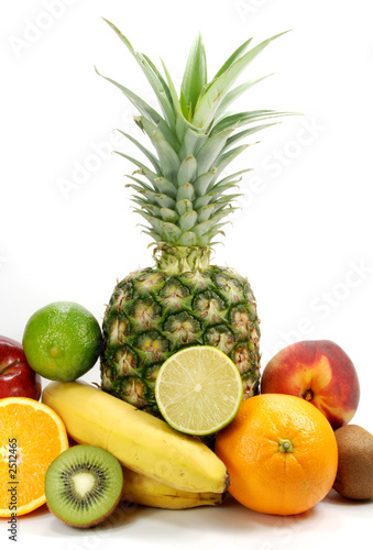 ananas and bananas