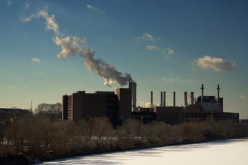 schuylkill river factory
