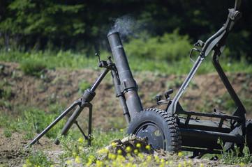120 mm mortar