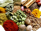 Fototapety indian spice