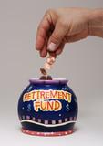 retirement fund poster