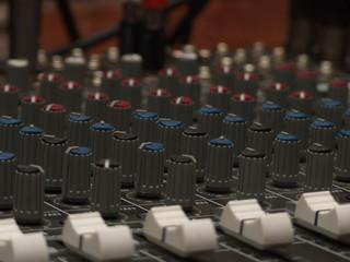 music instrument closeup