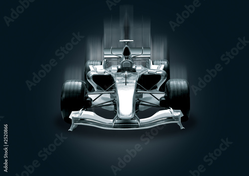 poster of formula one, speed concept