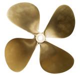 boat propeller poster