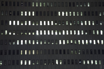 office building windows 1