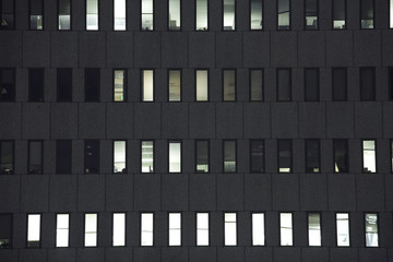 office building windows 2
