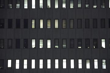 office building windows 2