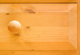 wooden drawer poster
