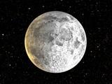 Fototapety the moon